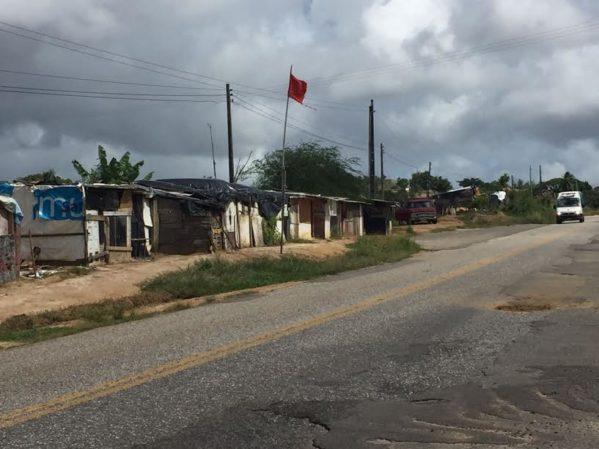 Diversas famílias do Povoado da Cabrita estão às margens das terras que ocuparam durante anos. Foto: PR/SE