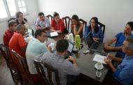 Prefeito São Cristóvão recebe Sintese e reafirma compromisso em atendar demandas da categoria