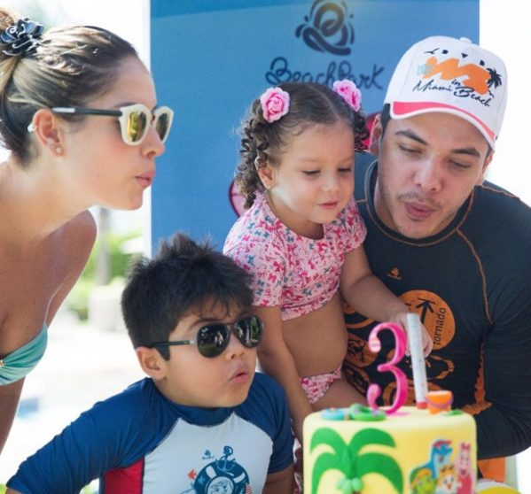 Cantor celebrou data com a família no Ceará