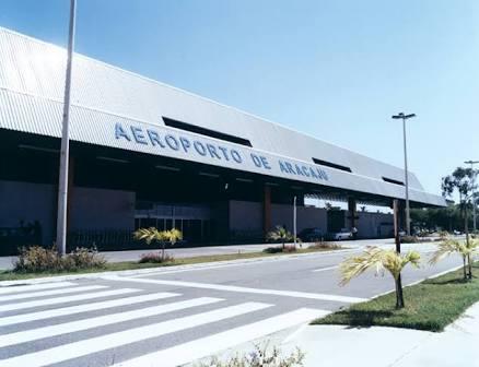 Aeroporto de Aracaju receberá obras de recuperação a partir do dia 26