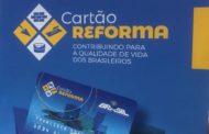 Governo detalha os valores que serão pagos aos beneficiários do Cartão Reforma