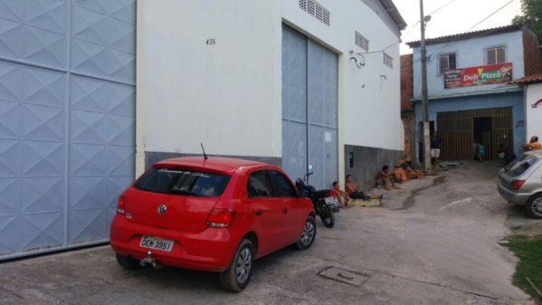 Polícia recupera carro roubado em Aracaju
