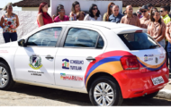 MPE viabiliza entrega de veículo para o Conselho Tutelar de Maruim