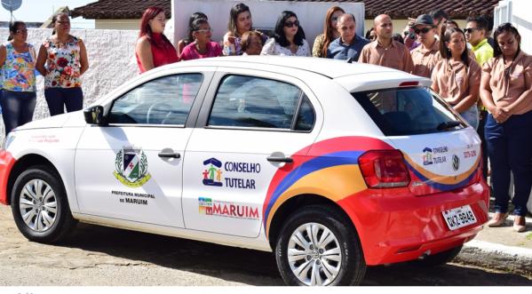 A aquisição do veículo foi fruto do esforço do Ministério Público de Sergipe, por intermédio da Promotoria de Justiça de Maruim.