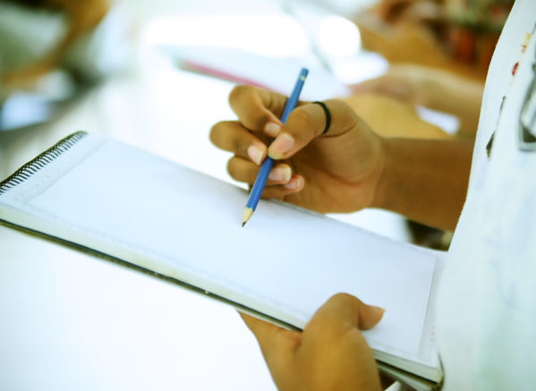 Valcide Teles terá oficina de férias de desenho artístico (Fotos: Edinah Mary)