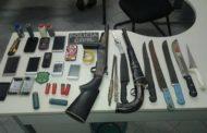 Polícia desarticula grupo criminoso envolvido em roubos praticados com violência no interior de Sergipe