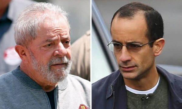 Lula e Marcelo Odebrecht depõem hoje como testemunhas de Cunha e Funaro