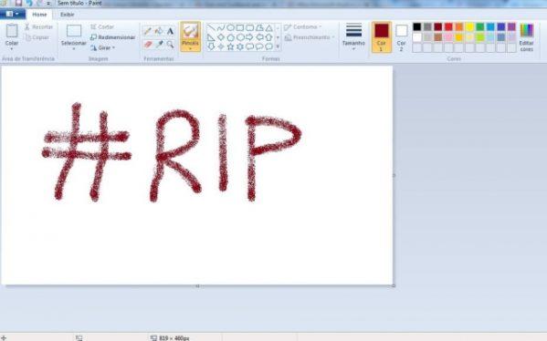 Após 32 anos, Microsoft anuncia 'morte' do Paint