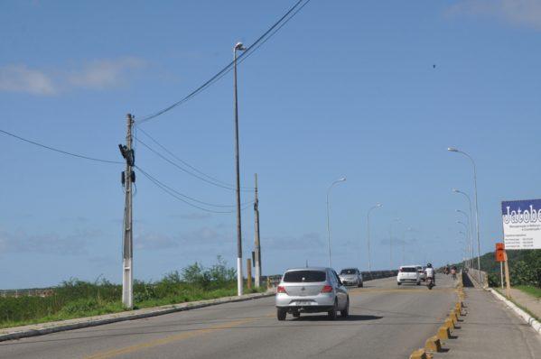 Ponte entre Porto D'Anta e Marcos Freire II será parcialmente interditada a partir desta quinta
