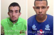 Polícia Civil prende acusados de cometer homicídio no Santa Lúcia