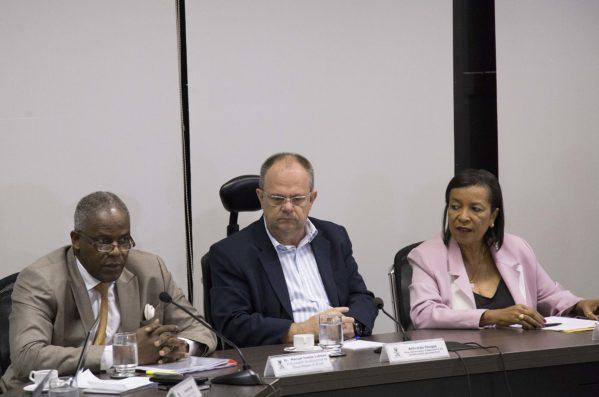 Comitiva moçambicana está em Sergipe, a convite do Governo do Estado, com o intuito de desenvolver futuras parcerias comerciais entre os empresários sergipanos e o Governo de Moçambique
