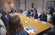 Governo e Tribunal de Justiça dialogam sobre situação financeira do Estado