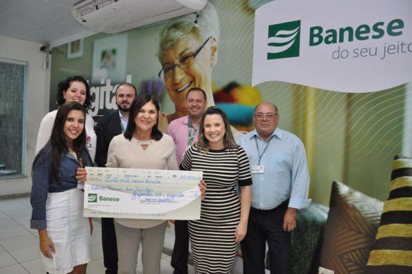 Promoção do Banese Clube+ paga prêmio de R$ 20 mil em Japoatã