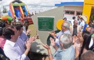 Em Malhador, Jackson anuncia pavimentação asfáltica e garante funcionamento de agência do Banese