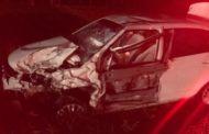 Uma pessoa morre e sete ficam feridas em colisão entre veículos em Areia Branca