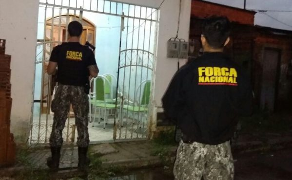 Dos 20, 10 foram cumpridos na operação que interceptou a disputa territorial pelo tráfico de drogas na zona Norte na capital