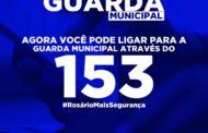 Prefeitura de Rosário do Catete implanta o Disque Guarda para reforçar a segurança pública