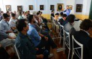 Prefeito de São Cristóvão recebe empreendedores de Portugal, Colômbia, Gana e Moçambique