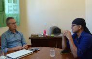 Turismo Religioso foi o tema da reunião de Moritos Matos com o prefeito de São Cristóvão