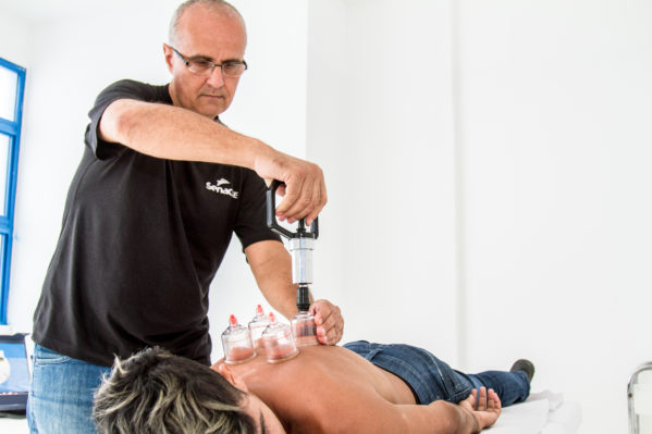 William Guerra, instrutor do segmento saúde do Senac/SE