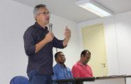 Durante palestra na UFS, prefeito de São Cristóvão anuncia resgate do Festival de Arte