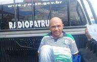Polícia Militar prende suspeito em posse de veículo roubado e arma de fogo em Itaporanga