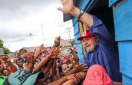 Presidente do PT em Sergipe, Rogério Carvalho, se une à Caravana de Lula