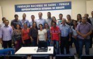 André Moura recebe comissão de Conselheiros Tutelares