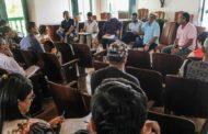 Secretários municipais de cultura se reúnem em São Cristóvão