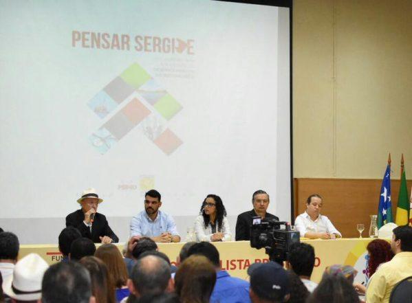 Em seminário nesta manhã, o partido e suas principais liderança no Estado iniciam debate para retomada do crescimento e da melhoria da vida da população sergipana