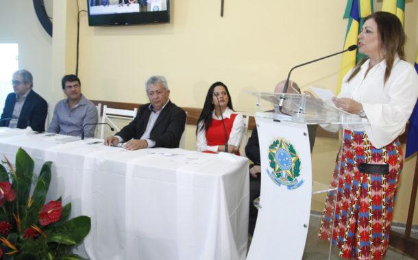 TCE lança em Estância projeto que visa elevar a qualidade do ensino público