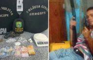 Mais um morre em confronto com a polícia no interior de Sergipe