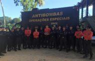 Acadepol realiza simulação de ocorrência com bombas e explosivos para policiais civis e militares