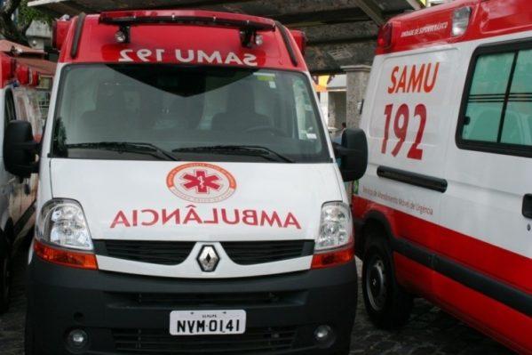 Governo do Estado reforma Ambulâncias do Samu que estavam sem funcionar
