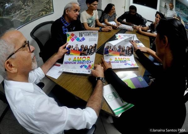Prefeitura de Aracaju apoiará Parada LGBT de Sergipe