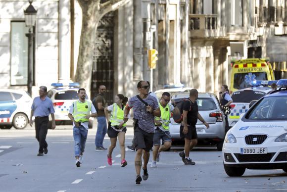Itamaraty condena atentado em Barcelona; não há brasileiros entre as vítimas