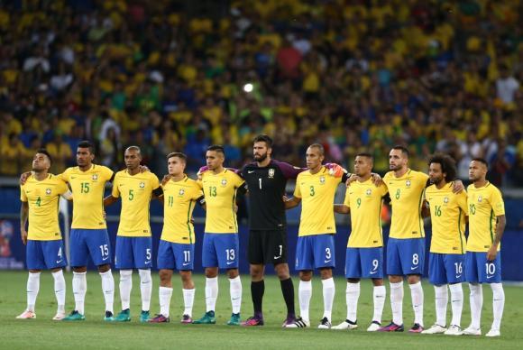 Brasil joga com o Equador nesta quinta