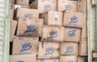 Cope prende dupla envolvida com roubo e receptação de carga no interior de Sergipe
