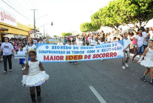 Prefeitura de Nossa Senhora do Socorro planeja desfile cívico