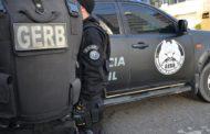 Policial do Gerb apreende adolescente por ato infracional de roubo em São Cristóvão