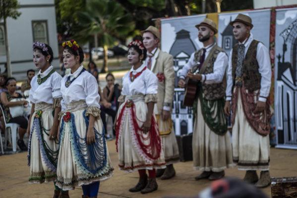 Grupo Imbuaça celebrará 40 anos de atividades