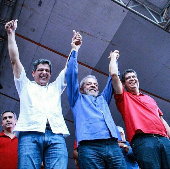 Em Sergipe, Lula reconhece erros no seu governo