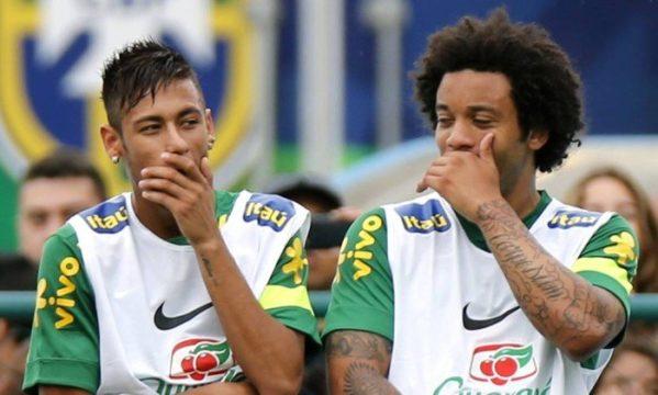 Neymar e Marcelo indicados ao prêmio de melhor do mundo da Fifa