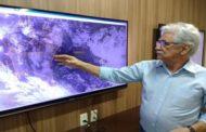 Meteorologia prevê continuidade das chuvas nas próximas 48 horas
