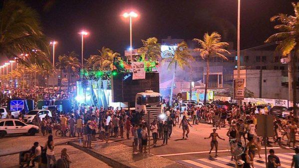 Trânsito na orla será alterado durante a Parada LGBT de Sergipe