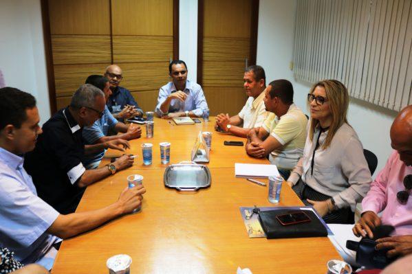 Aracaju e Barra dos Coqueiros discutem mudanças em linhas de ônibus