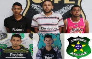 Cope prende grupo envolvido com furtos a bancos e agência dos Correios de São Cristóvão