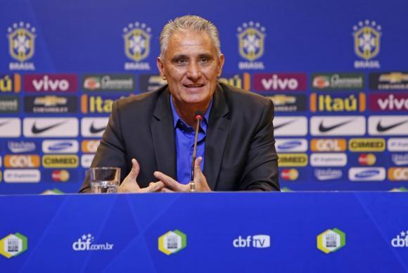 Tite é indicado ao prêmio de melhor técnico do mundo da Fifa em 2017