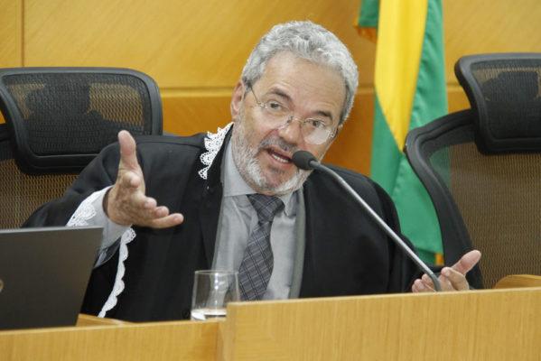 Presidente do TCE, Clóvis Barbosa (foto: ascom/TCE)