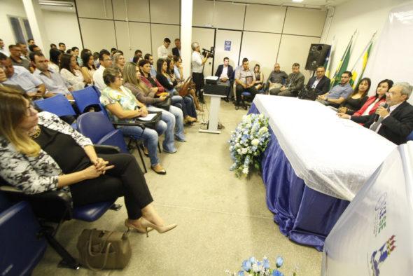 TCE leva palestras e oficinas para servidores dos municípios